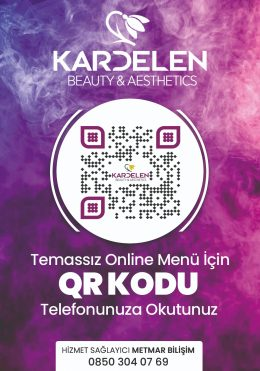 qr menu e-menu
