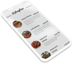 qr menus